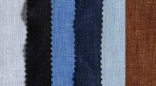 LINO (3 fabrics in different colours)