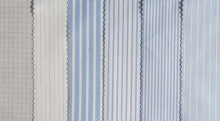 TWILL - (6 fabrics in different colours)
