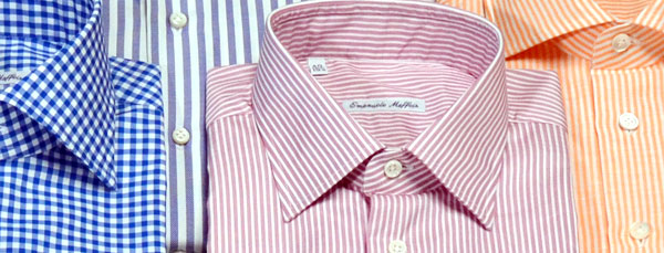 Vichy Fitted Shirts