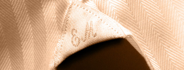 Fitted Shirts - initial personalized