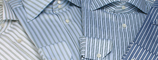 Tailored Shirts - Stripes