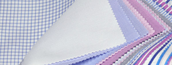 Fitted Shirts - Fabrics